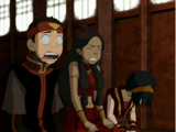 The Gaang Watches The Legend of Korra