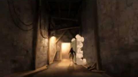 "The Path to Korra - Sneak peek 4 - ""Trapt"""