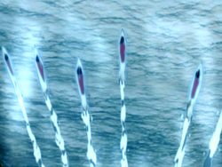 Ice torpedoes