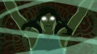 Korra entra al Estado Avatar
