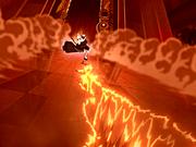 Roku haciendo Lava Control