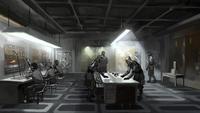 Communications room