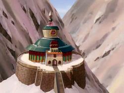 Earth Kingdom Avatar Temple