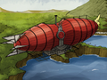 Fire Nation airship over capital.png