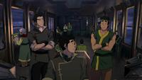 Mako, Bolin, and Tu