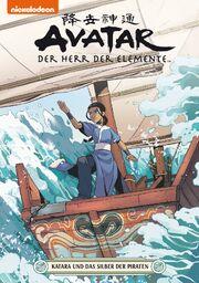 Katara und das Silber der Piraten Cover Deutsch