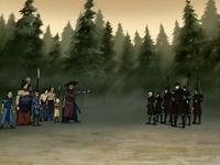Encuentro entre Piratas y Zuko