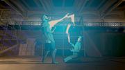 Mako ataca a Amon