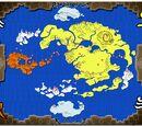 Mapa del Mundo de Avatar