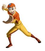 Aang - Nicktoons MLB official artwork