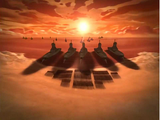 Military of the Fire Nation