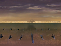 Zhao's empire battleship and fleet