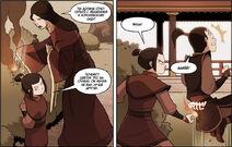 Комикс П2 Юная Азула