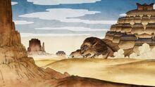 К2х08 Земляной лев-черепаха