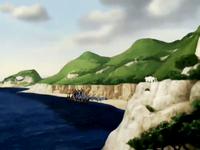 Vista de la Bahía Camaleon