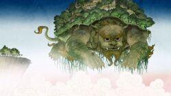 К2х08 Воздушный лев-черепаха