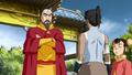 Tenzin chastising Korra.png