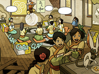 Official Avatar Aang Fan Club