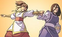 Ru attacks Liling