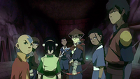 Team Avatar and Freedom Fighters