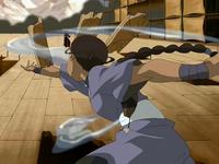 Duel at Omashu