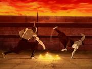 Agni Kai de Zuko y Zhao