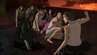 El Equipo Avatar y el Clan del Metal