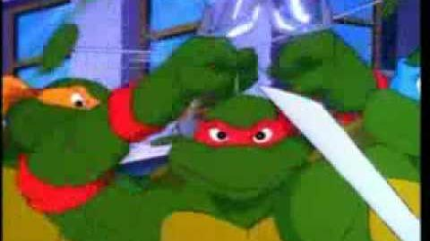 Teenage Mutant Ninja Tutles Theme (4th season, Short version
