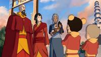 Kya convenciendo a Ikki y a Meelo