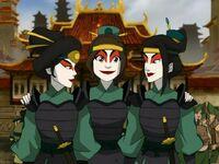 3х21 Тай Ли и воины Киоши