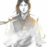 Kyoshi without makeup