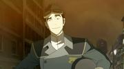 Mako als Polizist