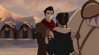 Mako proposing a date