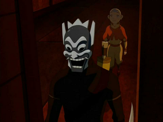 File:The Blue Spirit and Aang.png