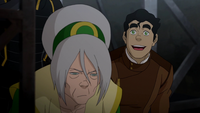 Toph and Bolin
