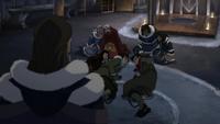 Unalaq tiene capturado al Equipo Avatar