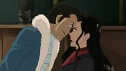 Varrick y Asami