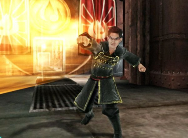 File:Zuko firebending in The Last Airbender game.png