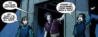 Kyoshi Warriors as Zuko's bodyguards