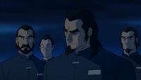 Tonraq junto con otros rebeldes