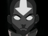 Aang en el Estado Avatar