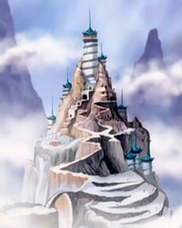 The Southern Air Temple | Avatar Wiki | Fandom