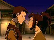 Zuko en Jin