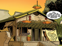Official Avatar Aang Fan Club Ba Sing Se Chapter clubhouse