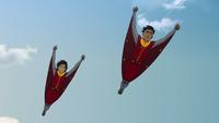 Wingsuits