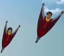 Airbender wingsuit