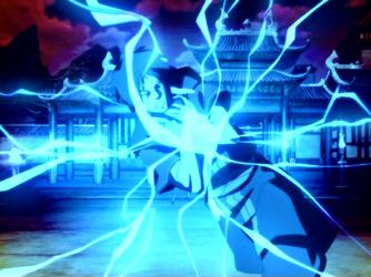 File:Zuko absorbs lightning.png