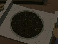 Mapa de estrellas