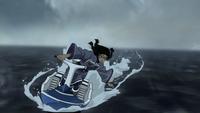 Water Tribe jet ski