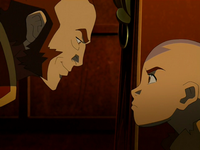 Zhao and Aang